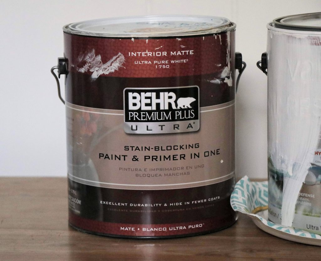 How to pick the best paint to paint a room. We tested the good Behr Paint and the better Behr Paint + Primer. Here's what we discovered...