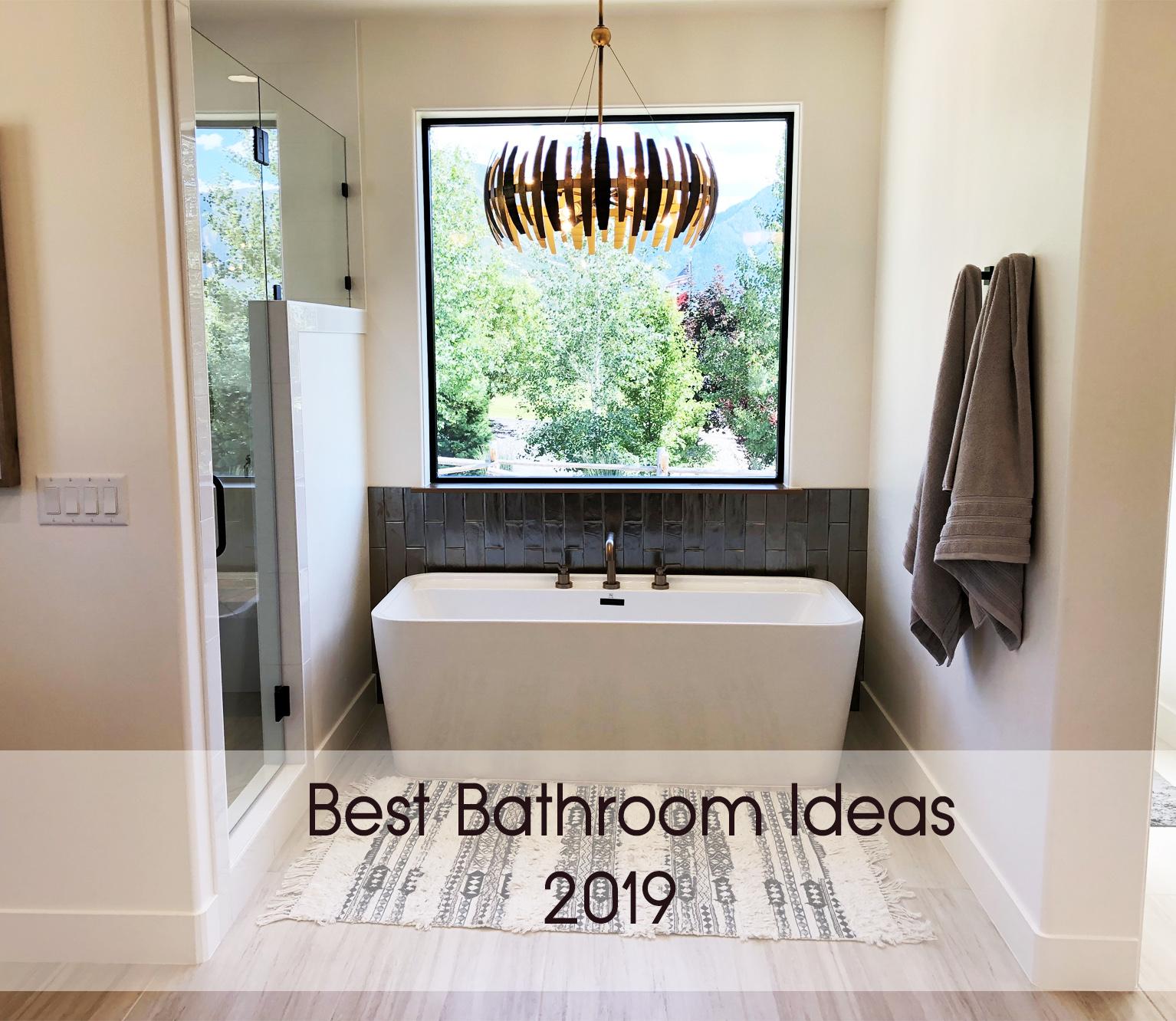 Best Bathroom Ideas 2019