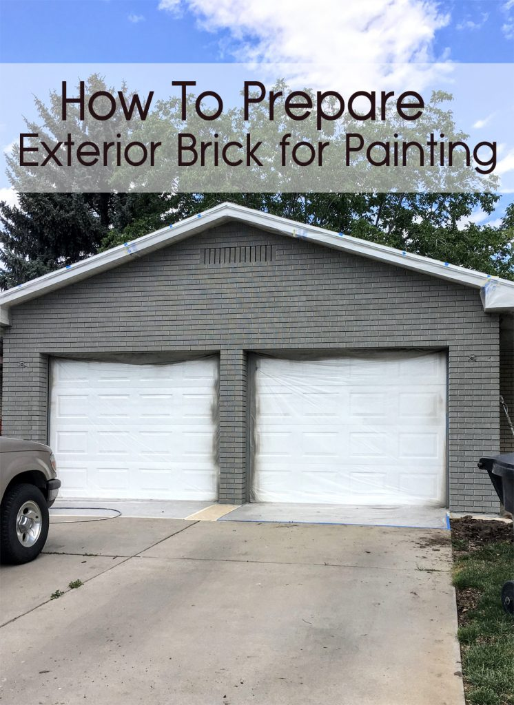 How to Prepare Exterior Brick for Painting