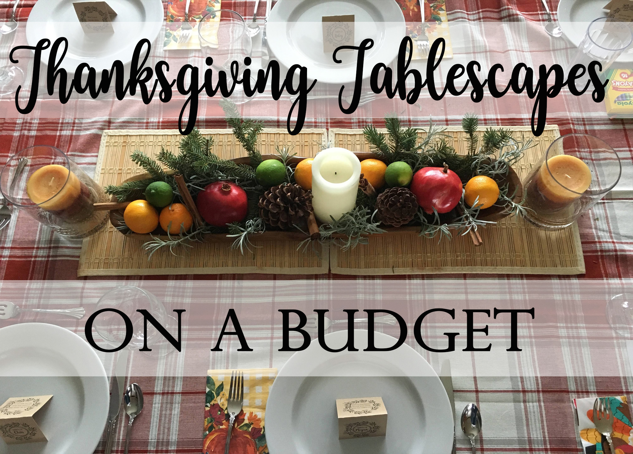 Thanksgiving on a budget